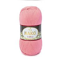 Nako Estiva - 338 розовый