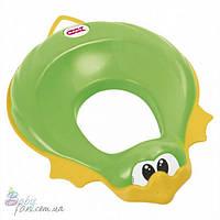 Накладка-сиденье на унитаз OK Baby Ducka Green 44