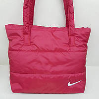 Стильная сумка пуховик Nike