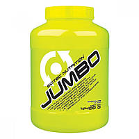 Scitec Nutrition Jumbo, strawberry 4,4 kg