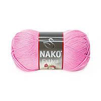 Nako Estiva - 6668 ярко-розовый