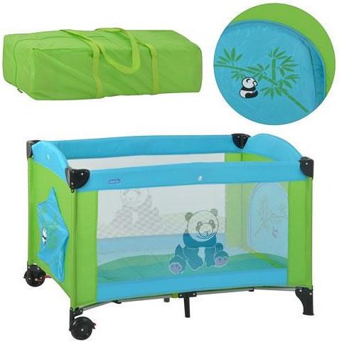 Кровать - манеж детская Bambi M1705