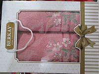 Подарочный набор полотенец (Турция)