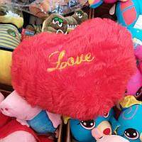 "Мягкая игрушка ""Сердце Love"""