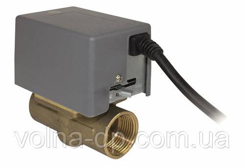 "PWV24 2-х ходовой  клапан из электромеханичким приводом 1""/3/4"""