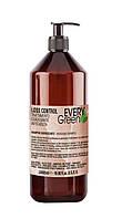 EG Energizzante Shampoo-Шампунь против выпадения волос с маслом жожоба, экстракт женьшеня, 1000 мл