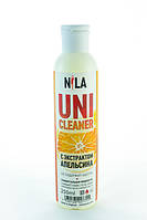 Универсальная жидкость для снятия лака и гель-лака Nila Cleanser