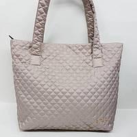 Стильная стеганая женская сумка