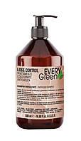 EG Energizzante Shampoo-Шампунь против выпадения волос с маслом жожоба, экстракт женьшеня, 500 мл