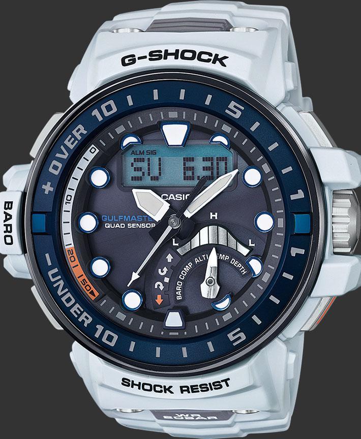 Часы Casio G-Shock Gulfmaster GWN-Q1000-7A