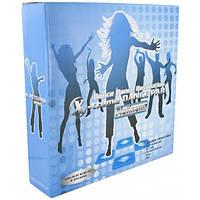 Развивающий танцевальный коврик для детей и взрослых X-TREME Dance PAD Platinum