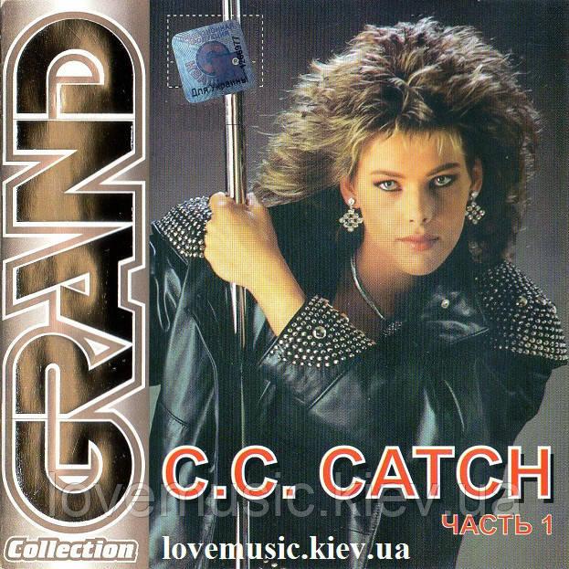 Музичний сд диск C.C. CATCH Grand collection (2007) (audio cd)