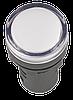 Лампа AD16DS LED-матрица d16мм желтый 12В AC/DC ИЭК