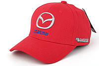 Кепка с автомобильным логотипом Mazda