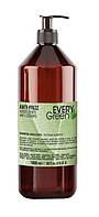 EG Anti Frizz Shampoo Idratante-Шампунь для увлажнения волос с маслом кунжута, экстрактом эхинацеи, 1000 мл
