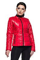 Демисезонная  женская стеганная куртка, размер 42-54, фото 1