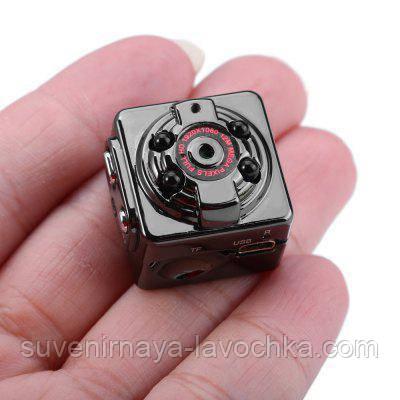 Мини камера SQ8 HD (Мечта шпионов)