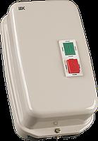 Контактор КМИ48062 80А в оболочке с индик. Ue=230В/АС3 IP54 ИЭК