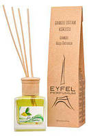 Аромадиффузор Eyfel парфюм для дома Зеленый чай 120 мл