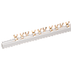 Шина соединительная FORK (вилка) 3Р 100А длина 1м ИЭК