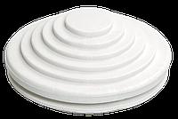 Сальник d=25мм (D отв.бокса 27мм) белый ИЭК