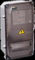Корпус пластиковый ЩУРн-П 3/8 для 3-ф счетчика навесной 365х225х120IP55