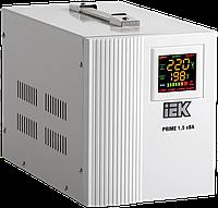 Стабилизатор напряжения переносной Prime 1,5 кВА