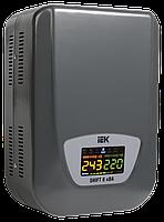 Стабилизатор напряжения Shift 8 кВА эл-механ. настенный IEK