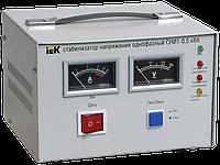 Стабилизатор напряжения СНИ1-0,5 кВА эл-механ. однофазный