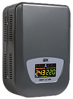 Стабилизатор напряжения Shift 3,5 кВА эл-механ. настенный IEK