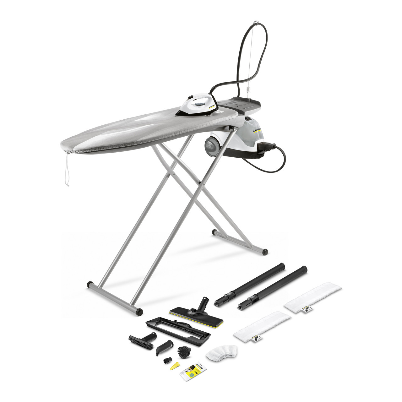 Паровая гладильная станция Karcher SI 4 EasyFix Premium Iron d819365e8909c