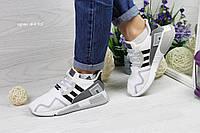 Кроссовки женские Adidas Equipment adv 91-17 белые