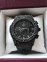 Часы Hublot Big Bang Black новейшая модель