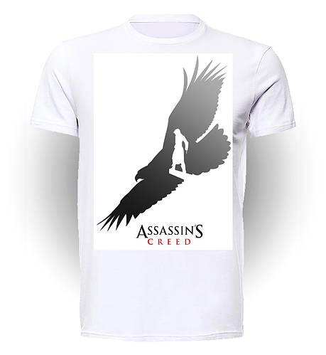 Футболка GeekLandКредо ассасина Assassin's Creed образ AC.01.003