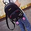 Милый рюкзак с мордочкой и лапками котика, цвета в наличии