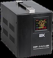 Стабилизатор напряжения СНР1-0-1 кВА электронный переносной