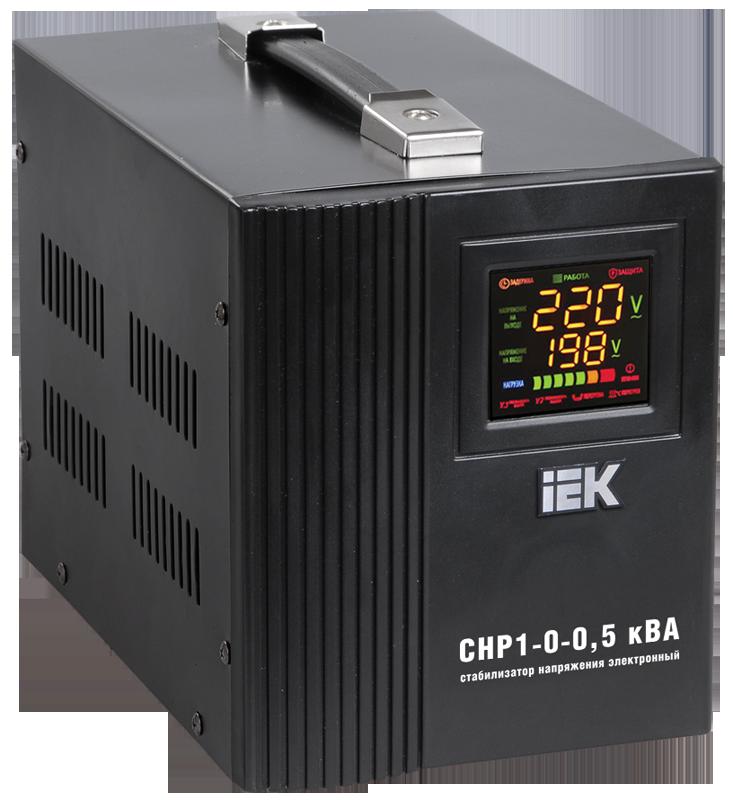 Стабилизатор напряжения СНР1-0-1,5 кВА электронный переносной - Электротовары в Запорожье