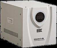 Стабилизатор напряжения Extensive 5 кВА электронный переносной