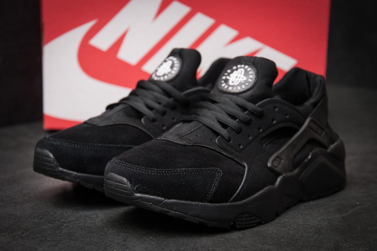 Кроссовки мужские Nike Huarache Ultra, черные (11442),  [  45 (последн 2