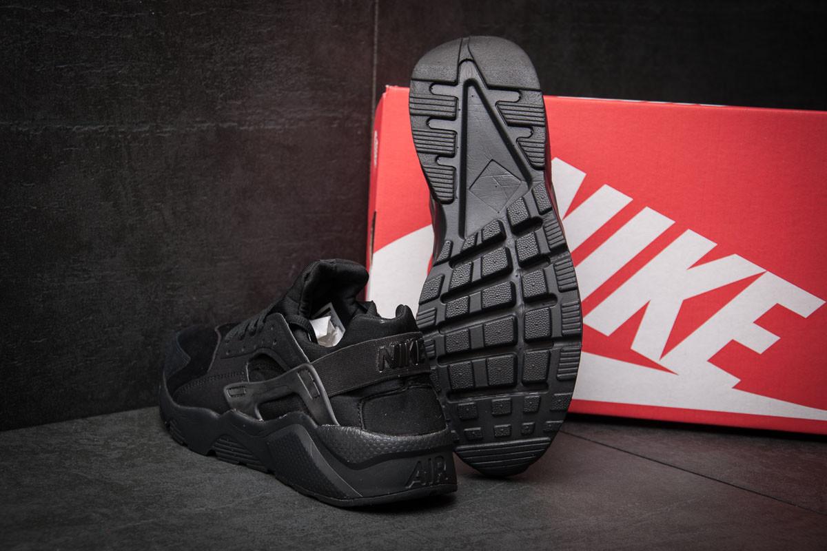 Кроссовки мужские Nike Huarache Ultra, черные (11442),  [  45 (последн 5
