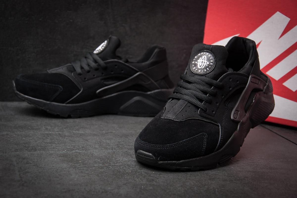 Кроссовки мужские Nike Huarache Ultra, черные (11442),  [  45 (последн 7