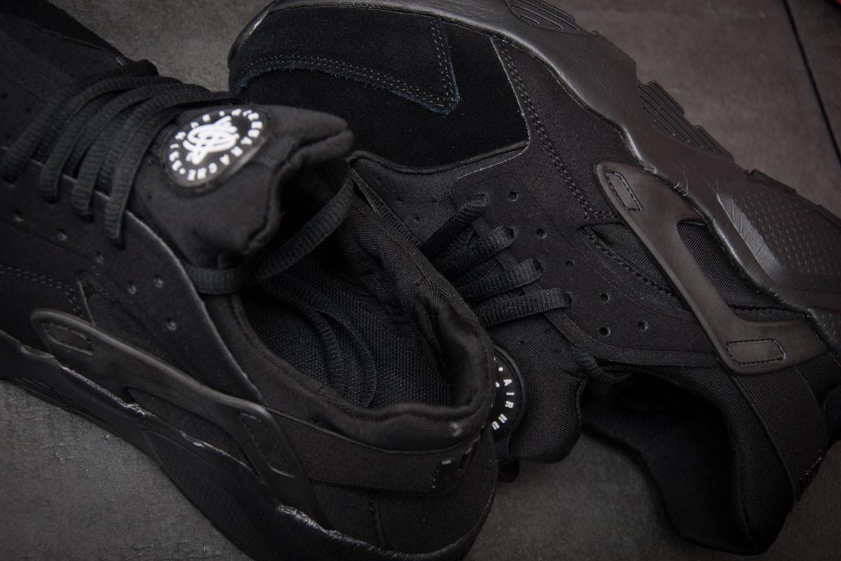 Кроссовки мужские Nike Huarache Ultra, черные (11442),  [  45 (последн 8