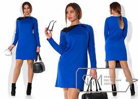 Прямое платье XL в нескольких расцветках tez1515212