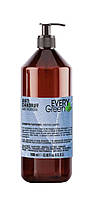 EG Purifikante Shampoo - Шампунь против перхоти с маслом розы, протеины риса и экстракт лопуха, 1000 мл