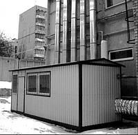 Модульная, транспортабельная котельная, КОЛВИ, КМ-2-200-Т/Гн-КТН-1.100 СР.
