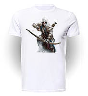 Футболка GeekLandКредо ассасина Assassins Creed лук AC.01.009