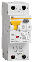 Автоматический выключатель дифф. тока АВДТ32 C25 30мА