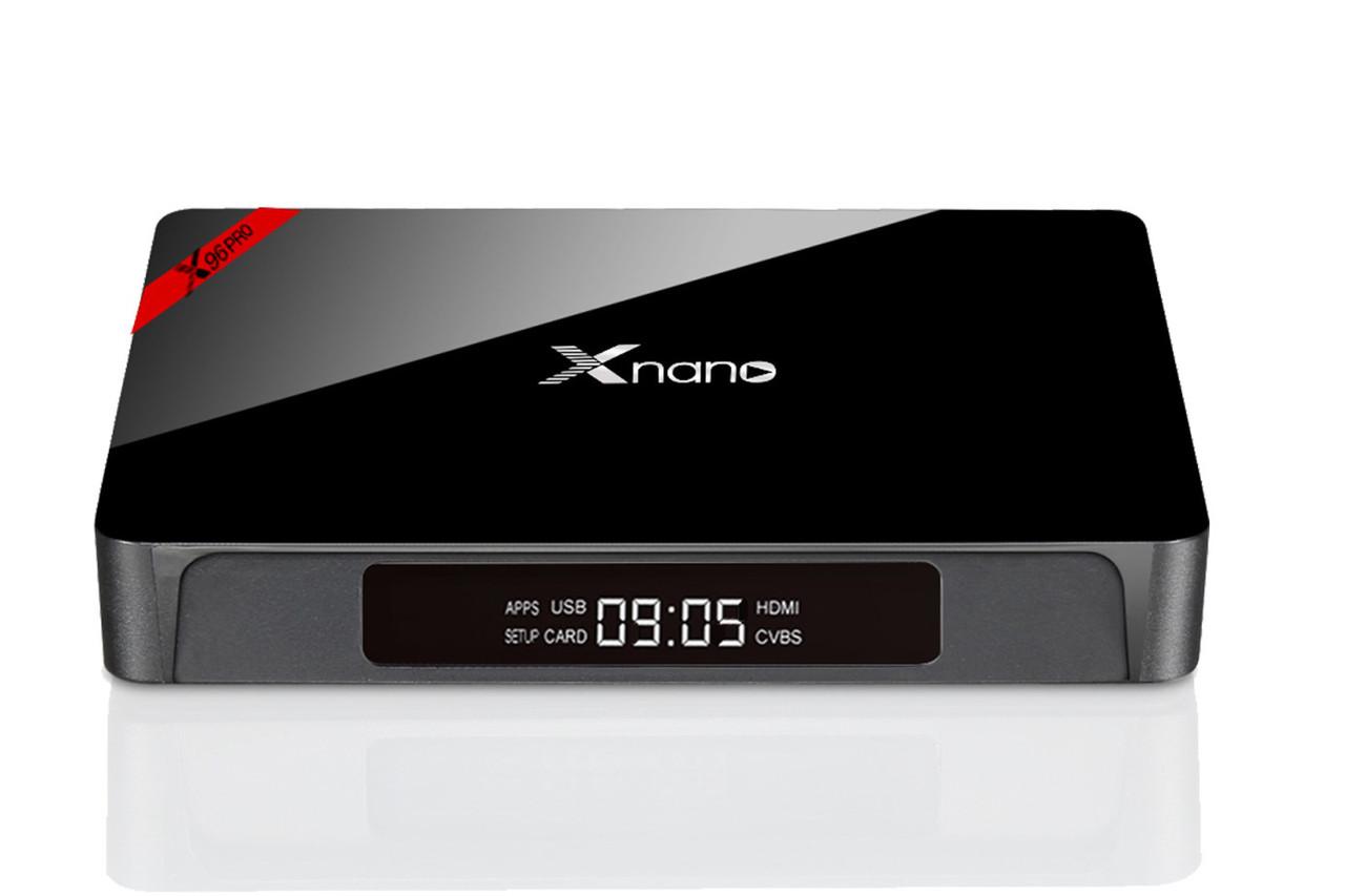 Смарт тв приставка X96  Pro Nano 2Gb + 16Gb