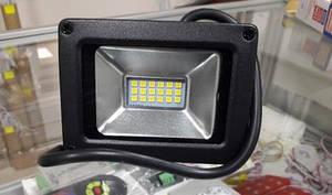 Прожектор светодиодный IC mini разборный, 10W