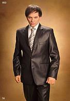 Мужской костюм West-Fashion модель 053 (большие размеры до 70)
